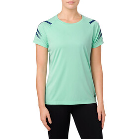 asics Icon SS Top Women Opal Green Heather